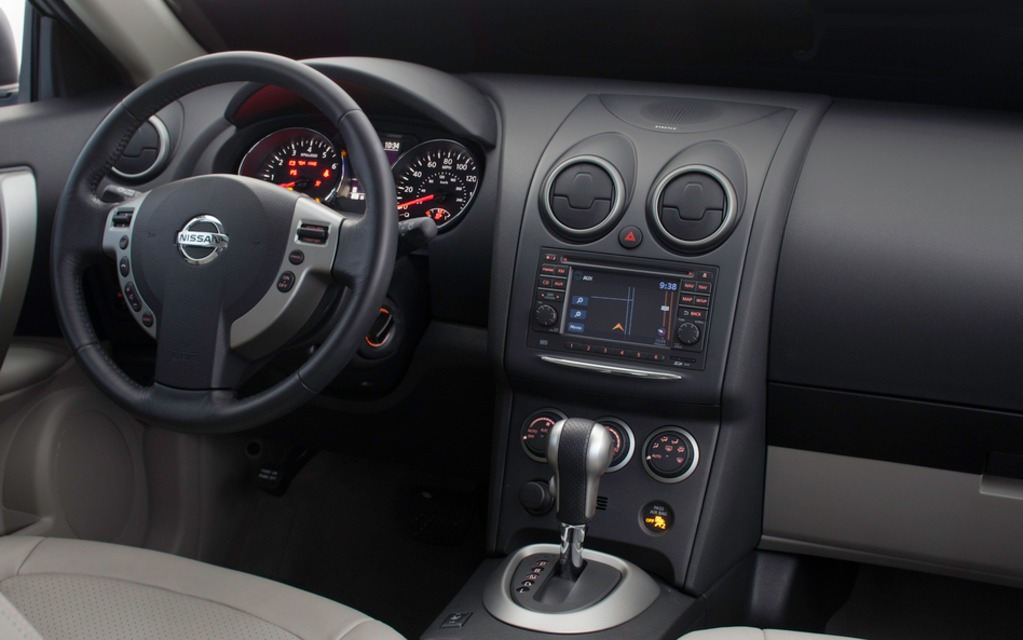 2013 Nissan Rogue S Awd Practical Utility In A Plain Wrapper 1011