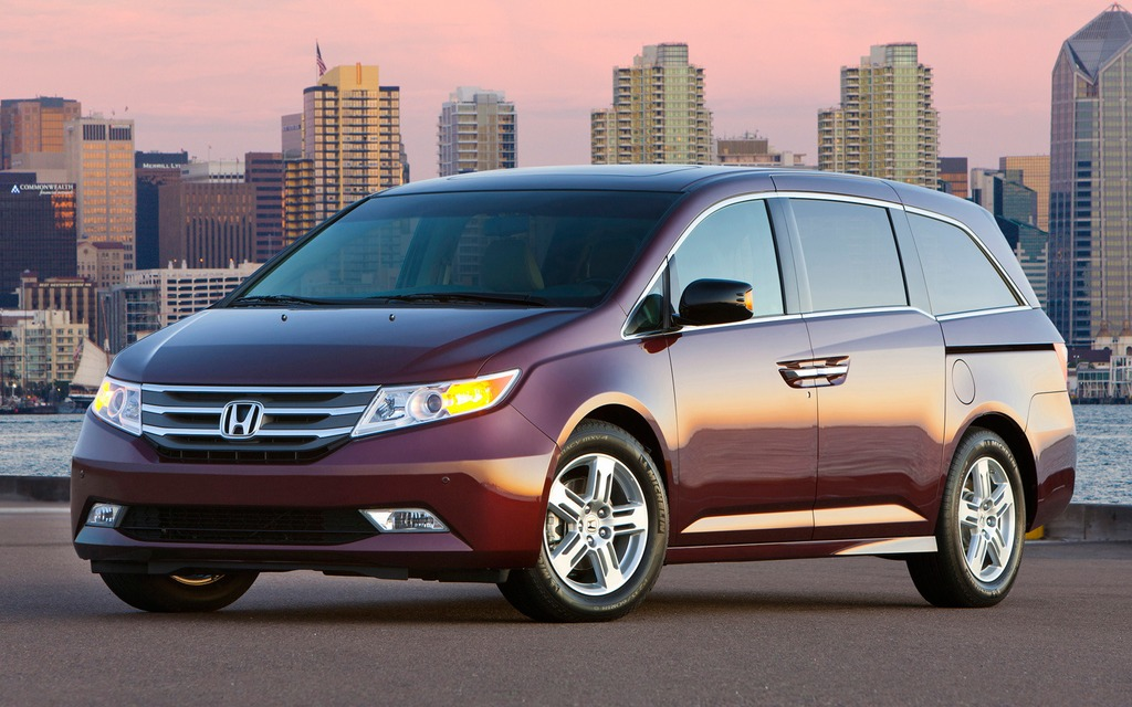 The Honda Odyssey is involved in a large safety recall from Honda.