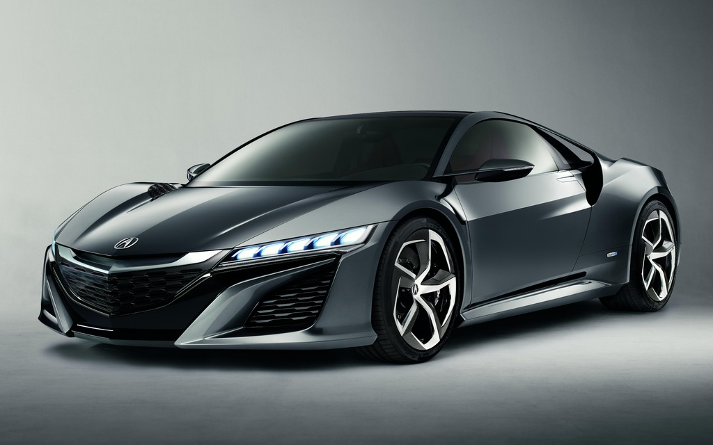 Acura NSX Concept: Getting Closer to Production! - The Car Guide