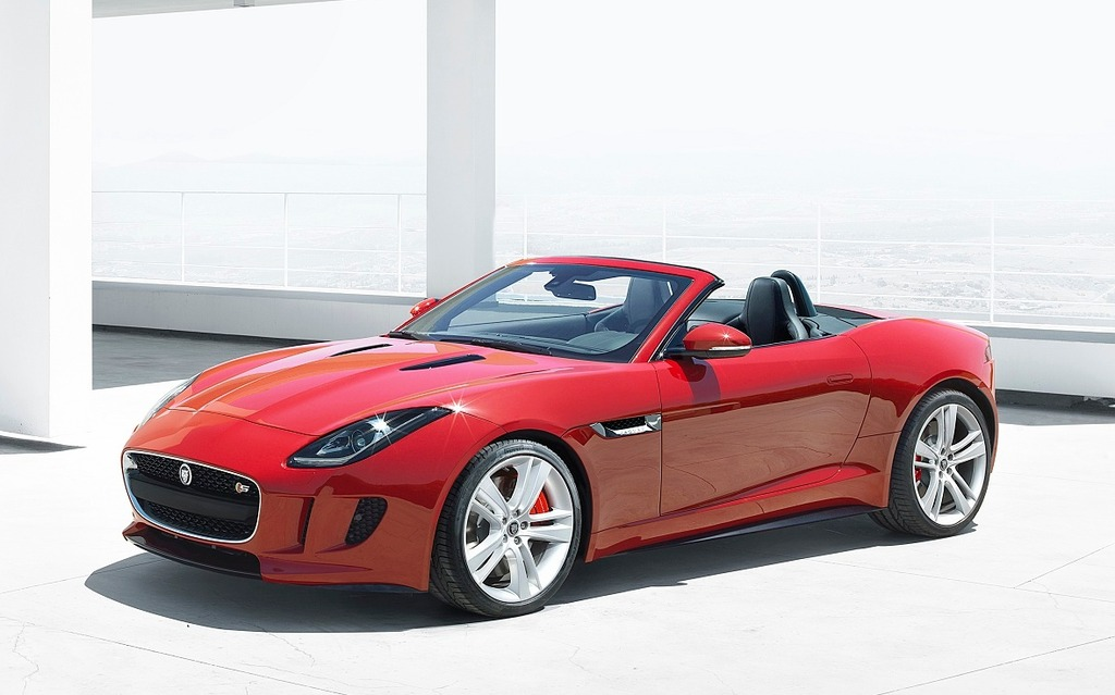Jaguar F Type Limited Seating Unlimited Fun The Car Guide