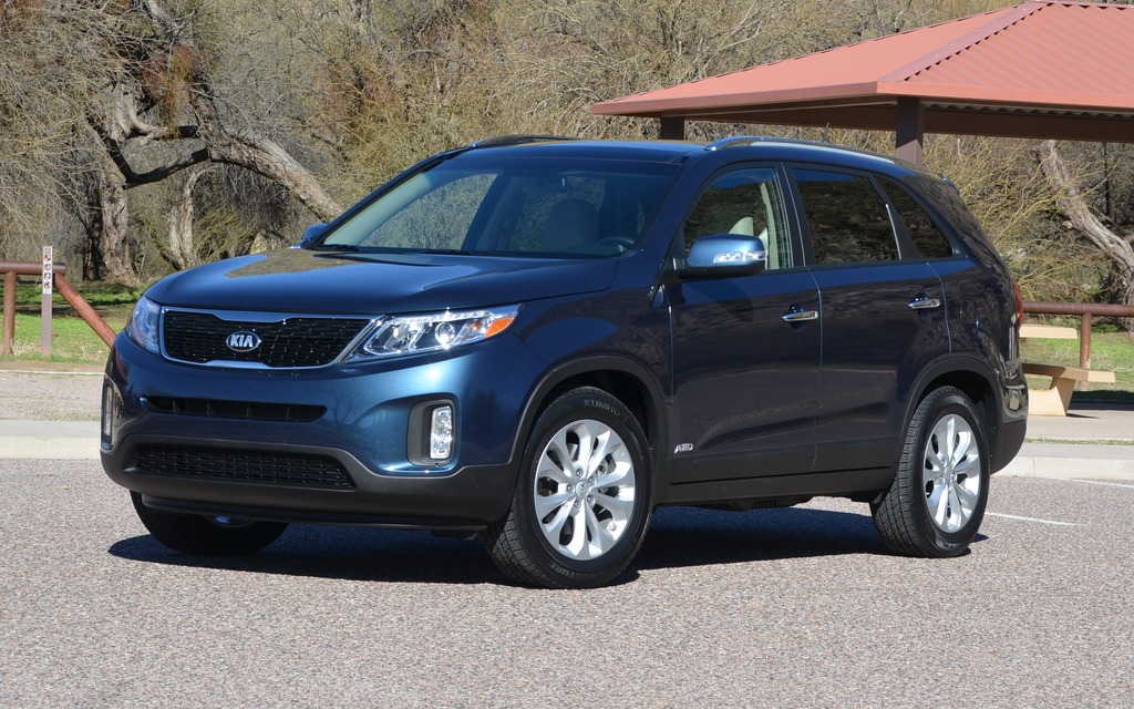 Used 2014 Kia Sorento for sale - Pricing & Features | Edmunds
