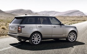 2014 Land Rover Range Rover Supercharged: Nobody Does It Better