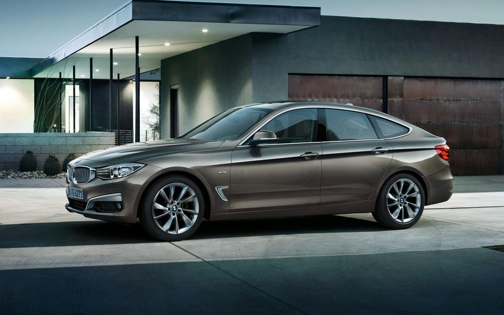 bmw 3 series gt a follow up to the 5 series gran turismo. Black Bedroom Furniture Sets. Home Design Ideas