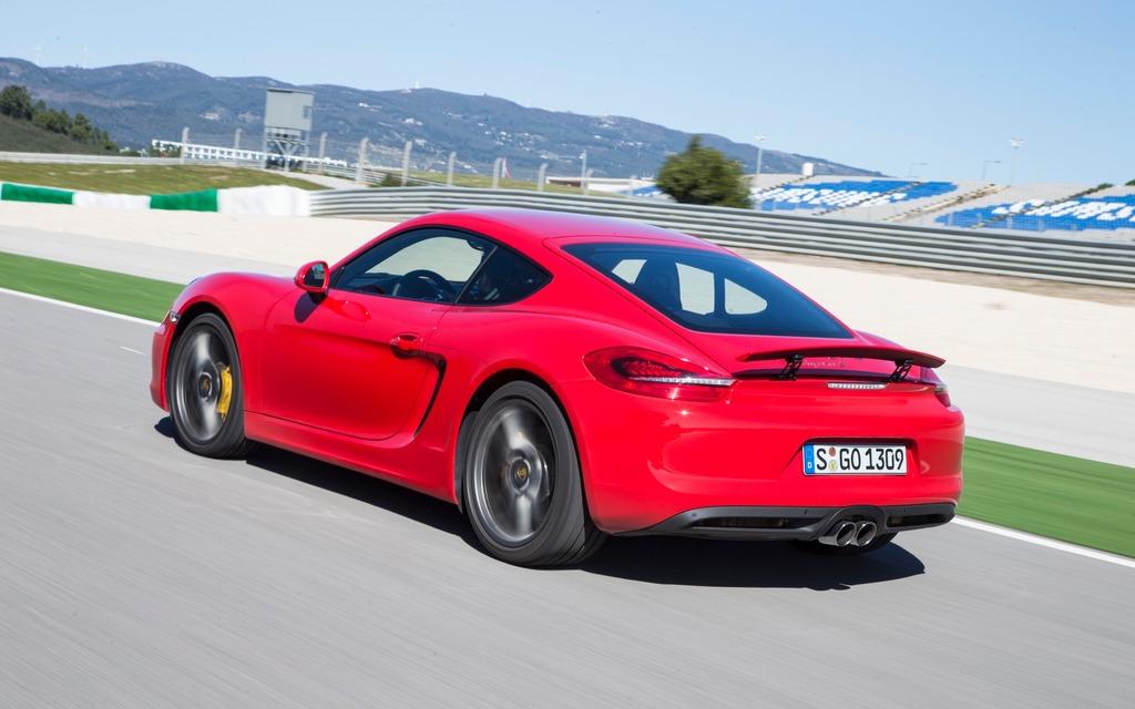 2014 Porsche Cayman Precise Balanced And Dynamic 11 18