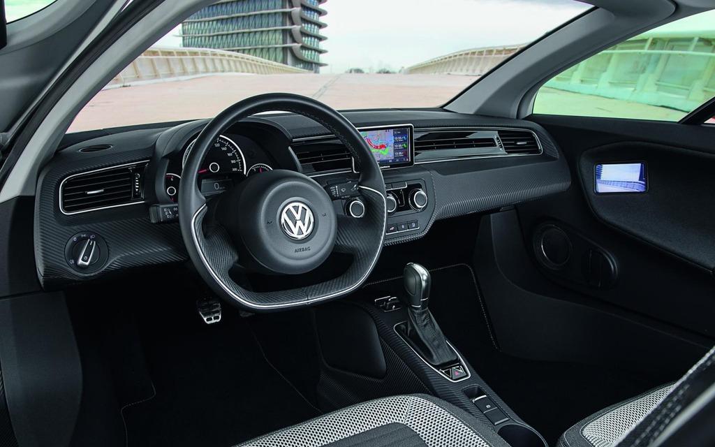 Volkswagen XL1 de série