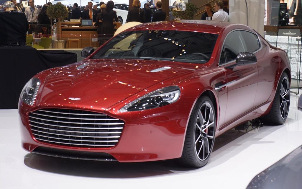 Aston Martin Rapid S