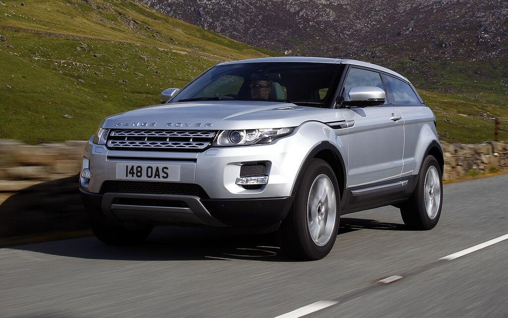 land rover annonce les prix canadiens du mod le evoque guide auto. Black Bedroom Furniture Sets. Home Design Ideas