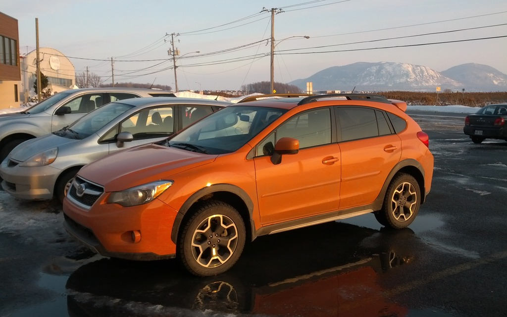 The Subaru Crosstrek XV is one of the models affected by the recall.