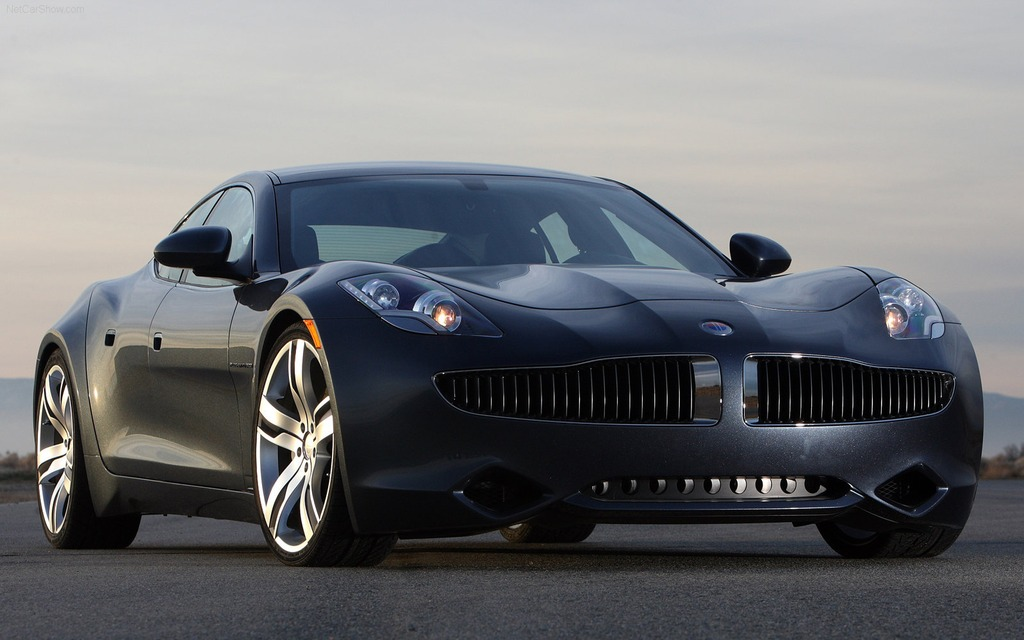 The Karma remains Fisker's only product.