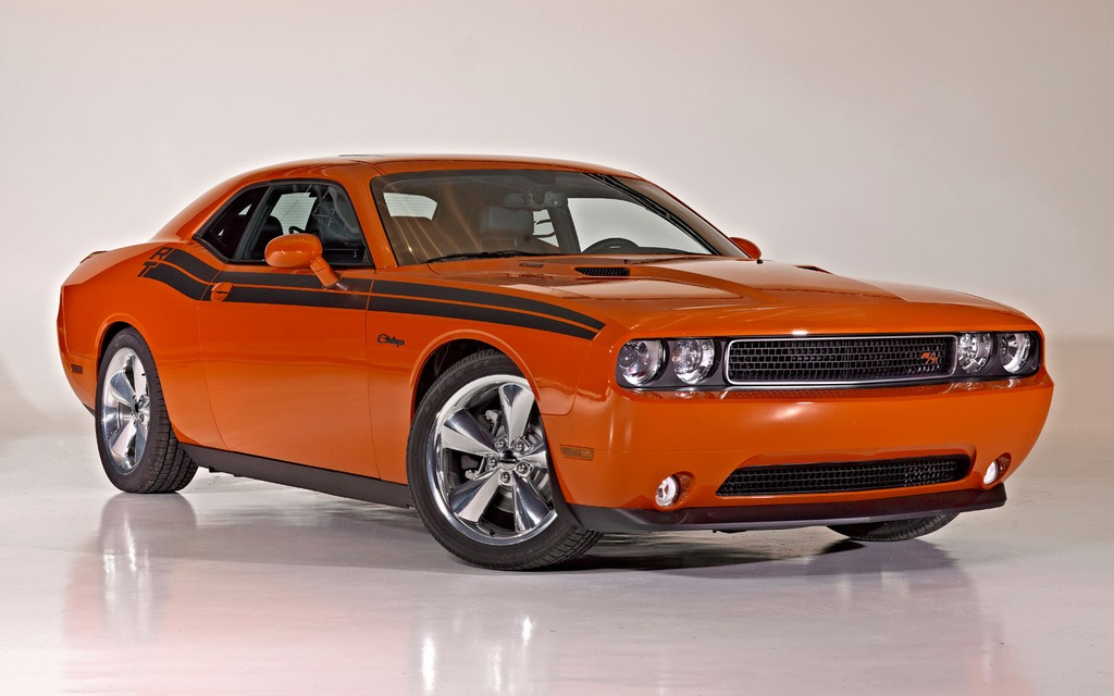 The Dodge Challenger Has Been Recalled Due To A Fire Risk.