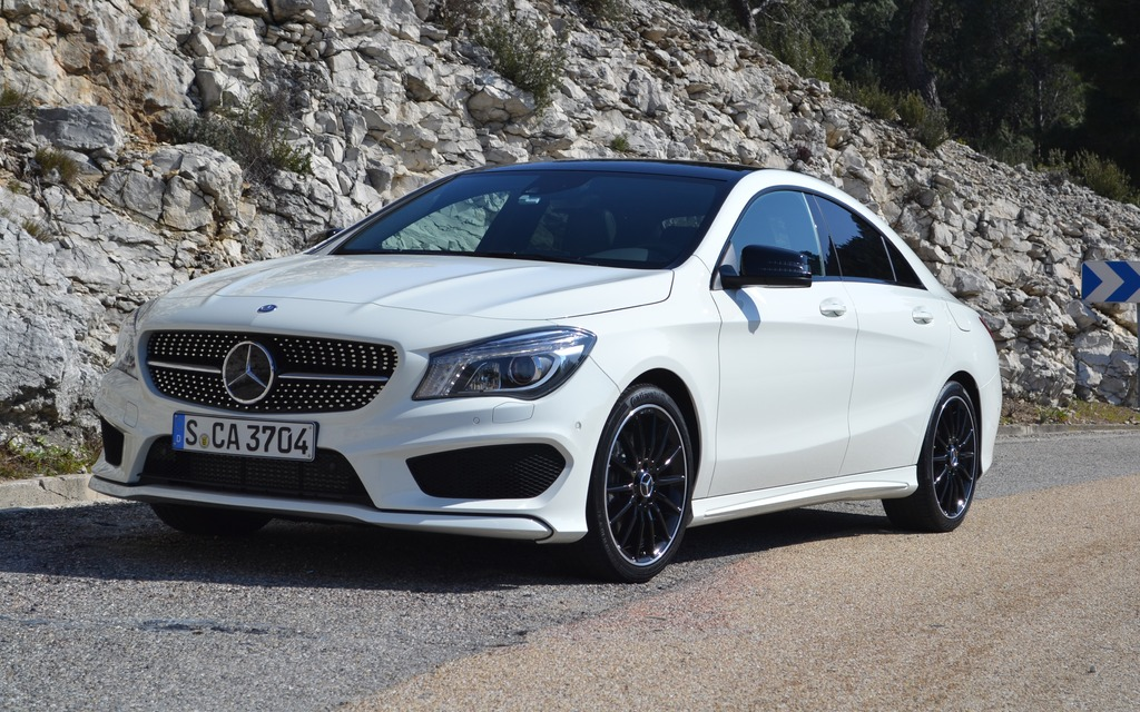 2014 mercedes benz cla class a smaller cls the car guide for 2014 mercedes benz a class