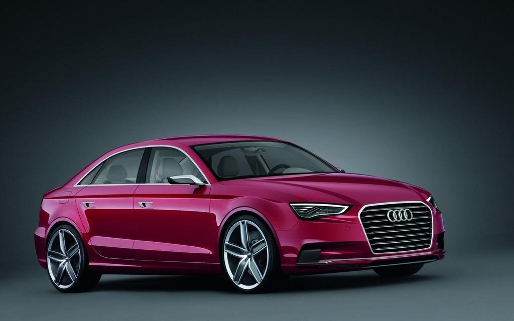 Audi A3 Sedan The American Version Finally Unveiled 1 6