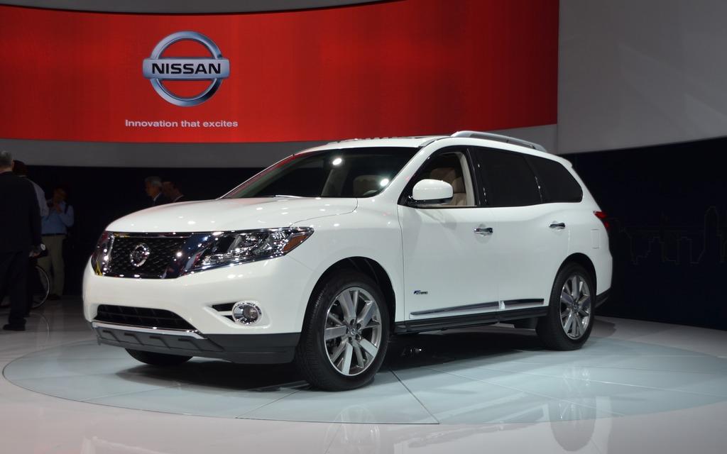 Nissan Pathfinder Pathfinder 2014