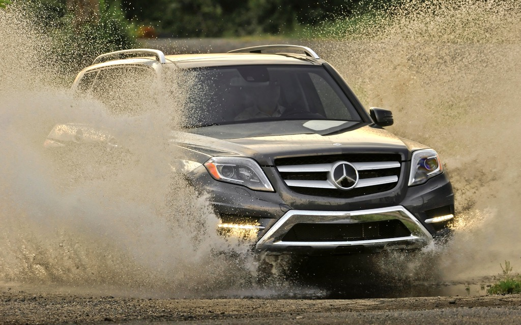 """2020 Mercedes – Benz GLG Is A """"Baby G-Class"""" SUV >> 2013 Mercedes Benz Glk350 4matic Baby G Class Stands Tall"""