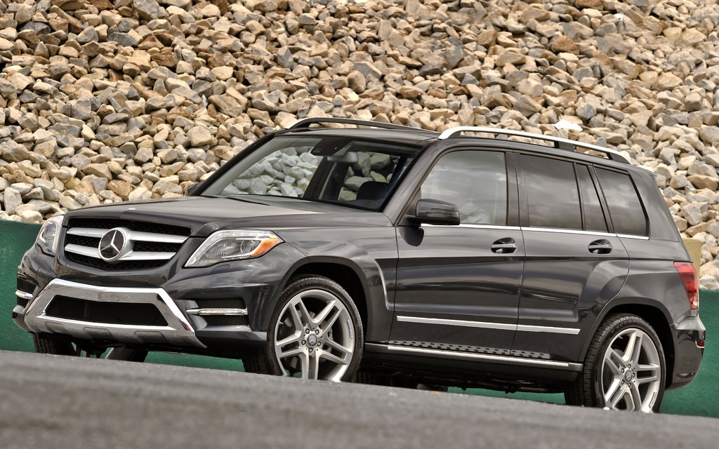 Elegant 2013 Mercedes Benz GLK350 4MATIC: Baby G Class Stands Tall Amongst Compact  Luxury SUVs