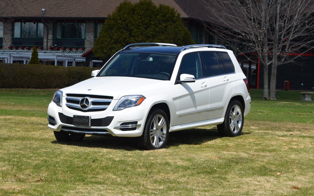 2013 mercedes benz glk250 bluetec is diesel really a cure for Mercedes benz glk350 reliability