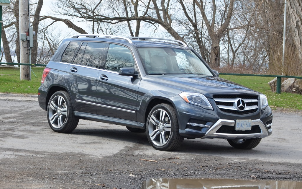 2013 mercedes benz glk250 bluetec is diesel really a cure for Mercedes benz bluetec diesel
