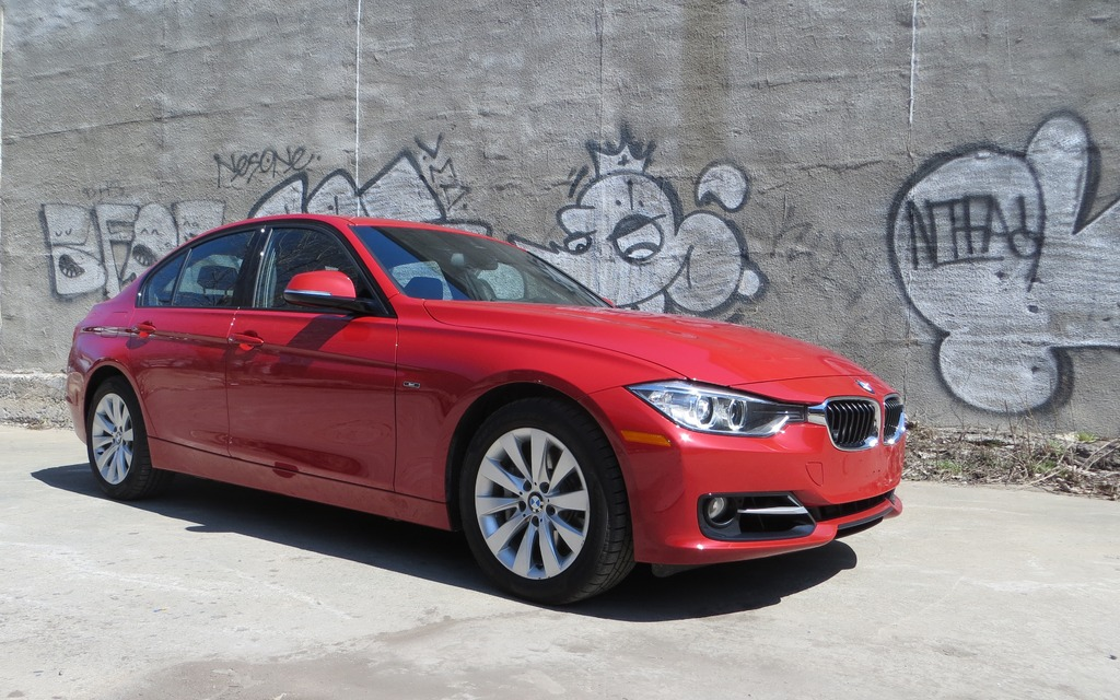 2013 bmw 335i xdrive bmw 39 s all around mvp the car guide. Black Bedroom Furniture Sets. Home Design Ideas