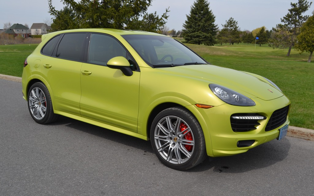 2013 Porsche Cayenne Something For Everyone The Car Guide