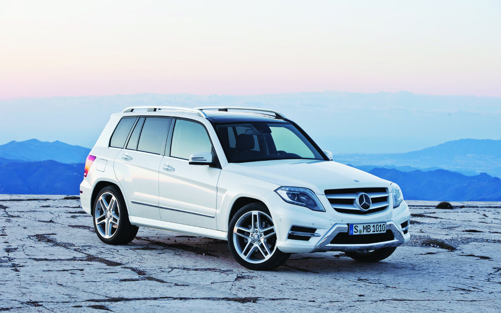 Boutique Mercedes Classe Glk