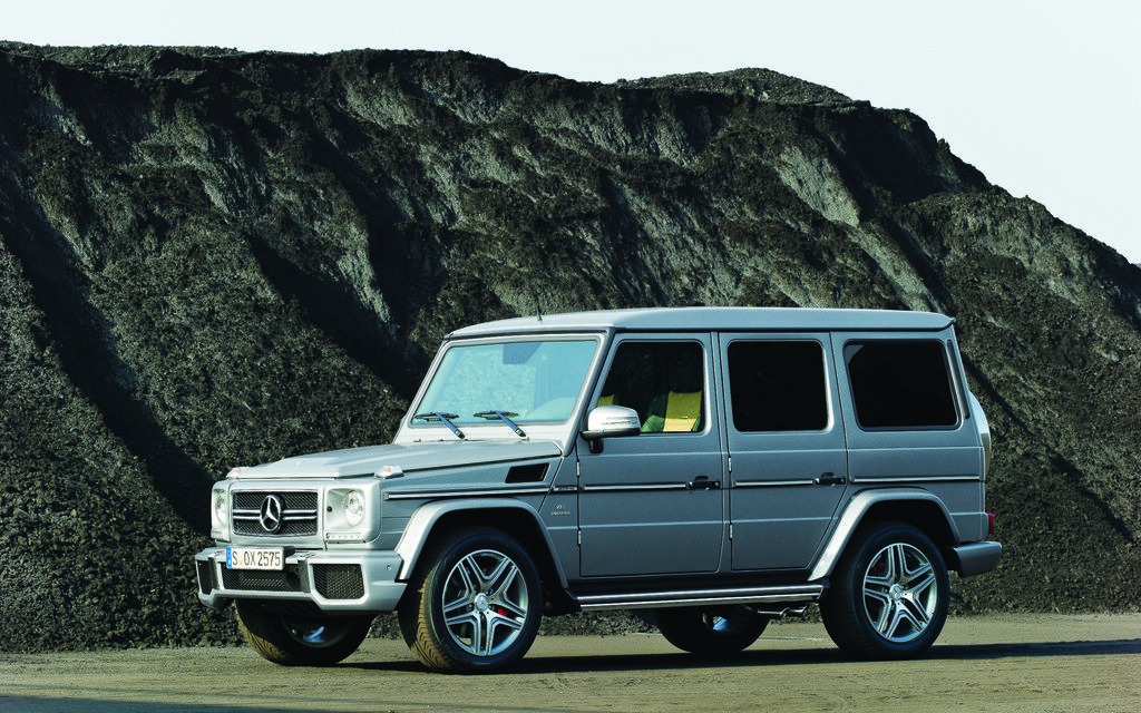 Mercedes benz classe g 2013 quasiment trop costaud for 2 5 million mercedes benz