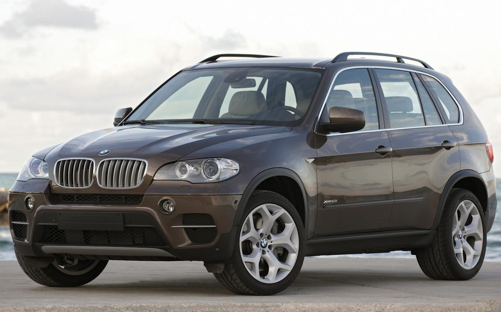 Delightful The 2014 BMW X5 Marks The First Rear Wheel Drive Version Of The Crossover.
