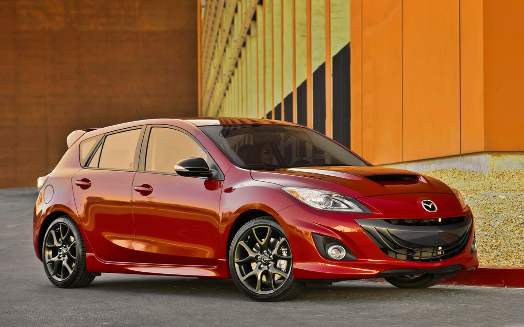 Mazda Speed 3 >> 2013 Mazdaspeed3 Practical And Sporty The Car Guide