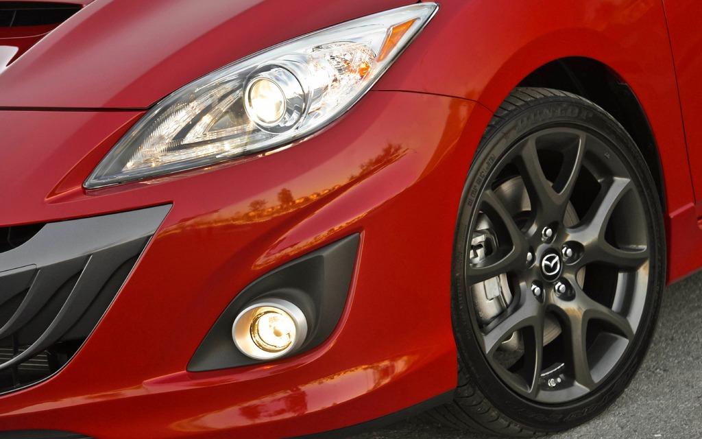 Mazda 3 Rims >> 2013 MAZDASPEED3, Practical and Sporty - 5/12