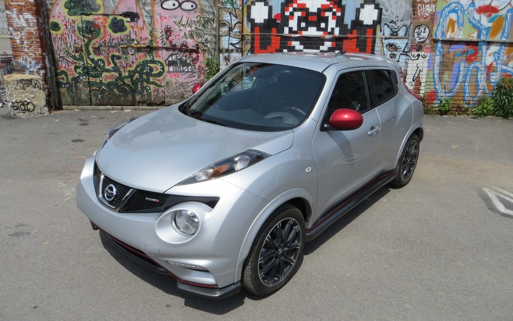 2013 Nissan Juke Nismo The Fast And The Curious The Car Guide