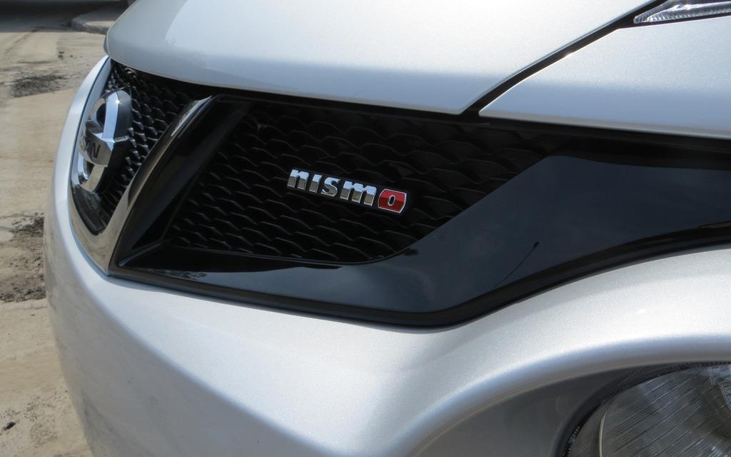 Nissan Juke NISMO 2013