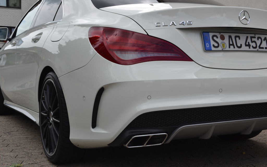 2014 Mercedes Benz Cla 45 Amg High Performance For The