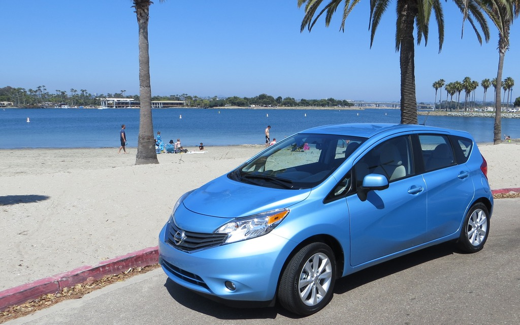 Marvelous The 2014 Nissan Versa Note.