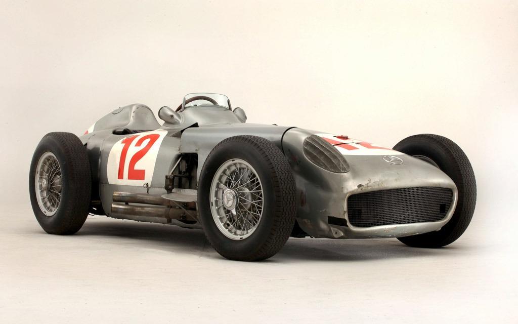 Mercedes W196 F1 1954