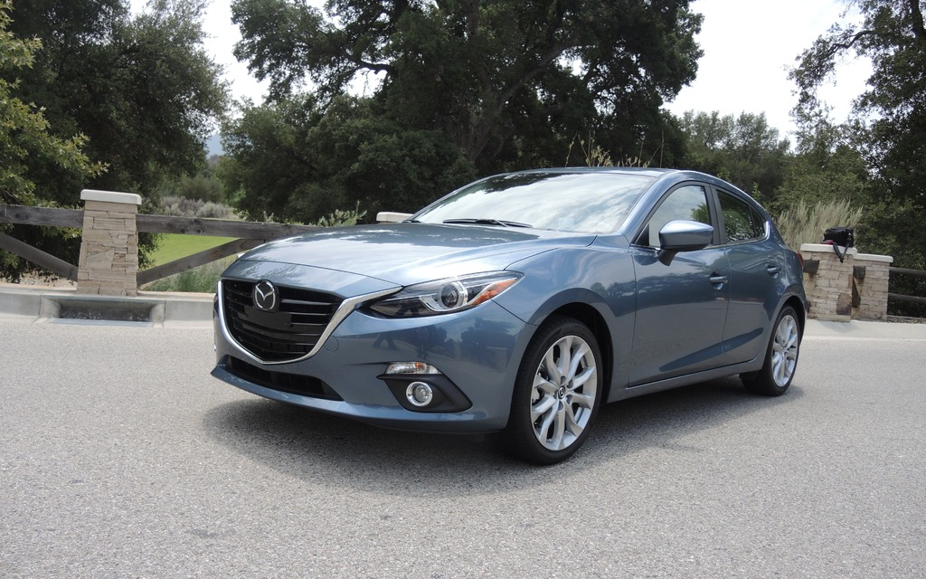 The New Mazda3 Has Gotten Rid Of Its Controversial Front Grille.