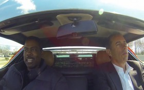 seinfeld and chris rock get pulled over in a lamborghini miura the car guide. Black Bedroom Furniture Sets. Home Design Ideas