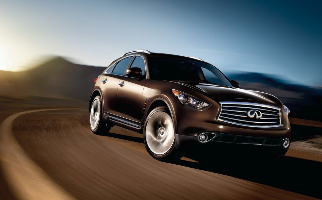 Infiniti Announces Us Pricing For 2014 Qx70 And Qx60 11