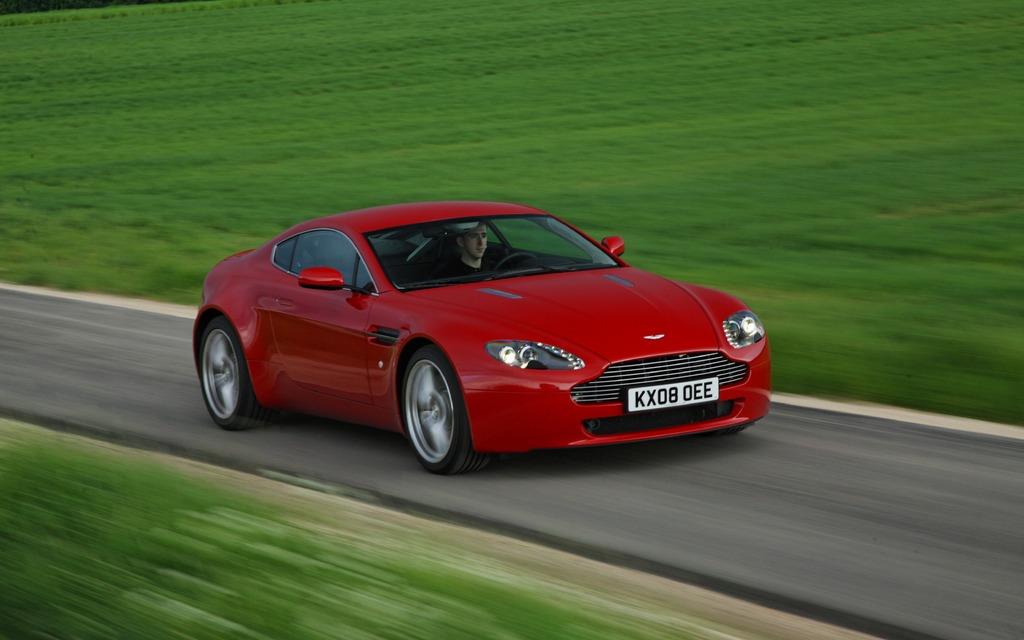 Aston Martin Vantage V The Car Guide - Galpin aston martin inventory
