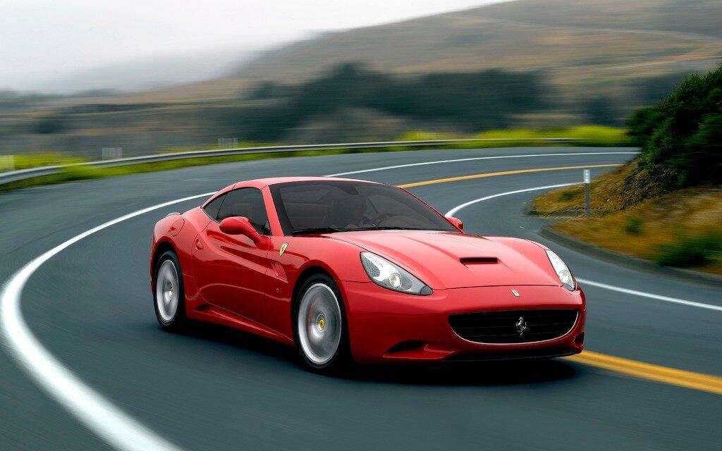 2014 Ferrari California Special Handling Package The Car Guide