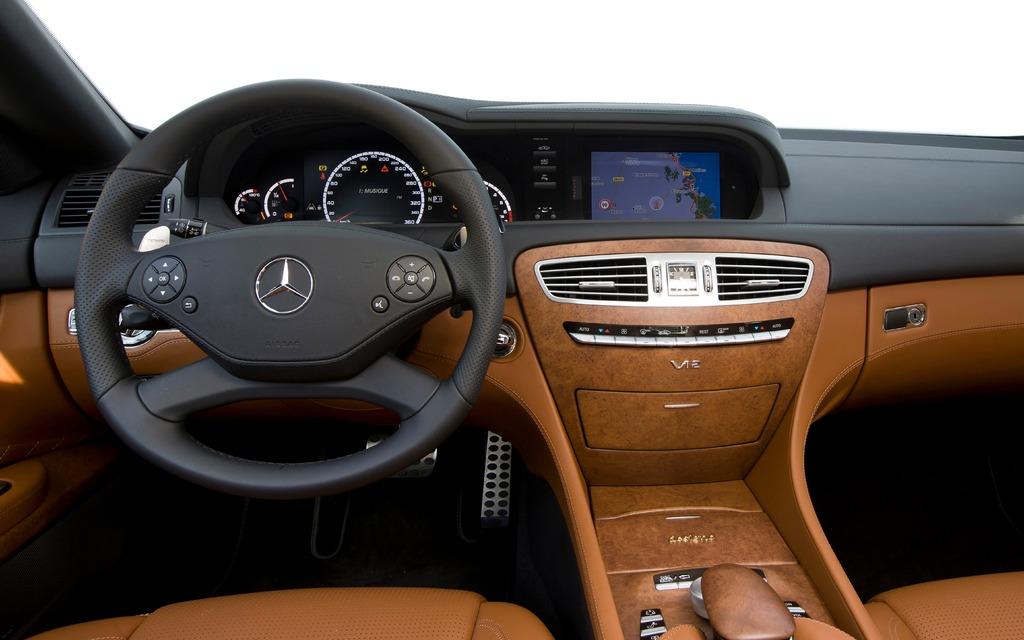 2014 Mercedes Benz CL Class.