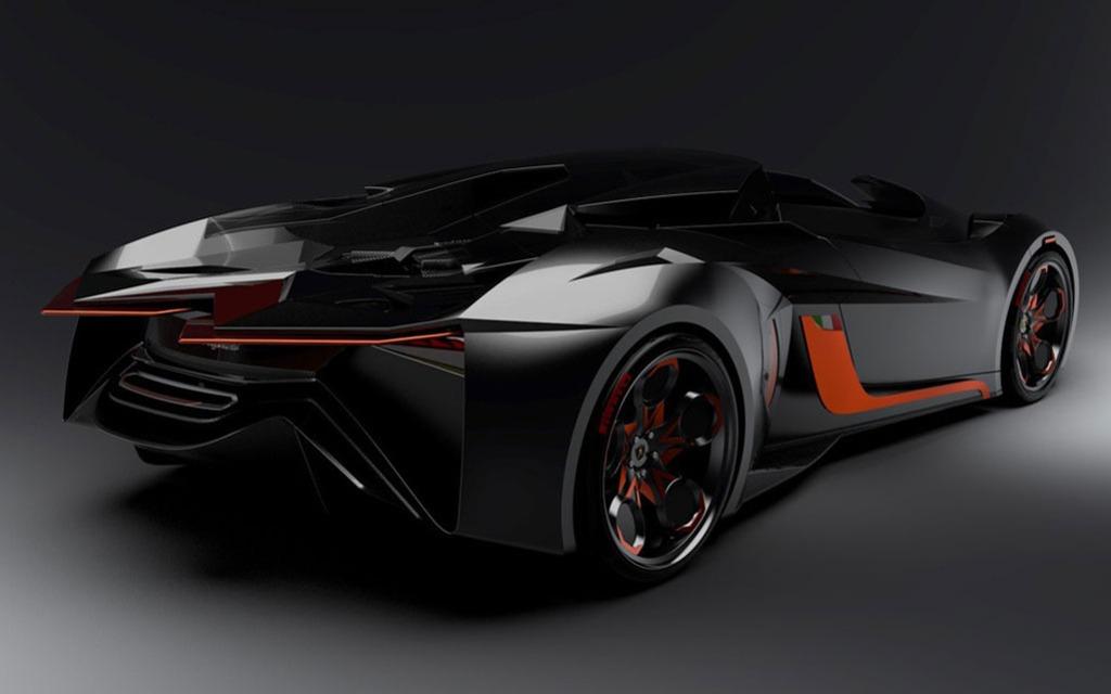 Lamborghini Diamante Concept 2 5