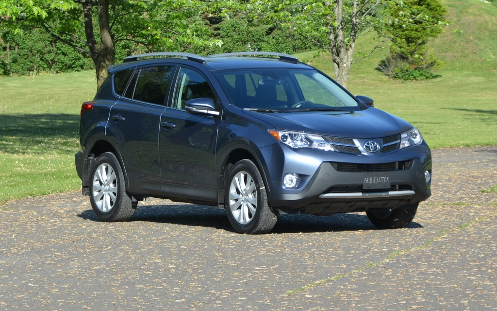 The Toyota style: not exceptional, but not bad.