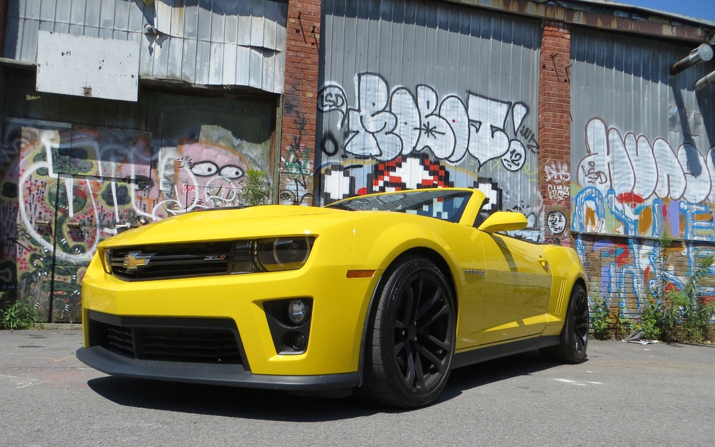2013 Chevrolet Camaro ZL1 Convertible: Almost The Whole Enchilada - on 2013 chevrolet cruze, 2013 chevrolet aveo, 2013 chevrolet colorado, 2013 chevrolet avalanche, 2013 chevrolet ssr, 2013 chevrolet orlando, 2013 chevrolet cavalier, 2013 chevrolet trailblazer, 2013 chevrolet corvette, 2013 chevrolet express, 2013 chevrolet impala, 2013 chevrolet silverado, 2013 chevrolet hhr, 2013 chevrolet chevelle, 2013 chevrolet caprice, 2013 chevrolet malibu, 2013 chevrolet astro, 2013 chevrolet suburban, 2013 chevrolet ss, 2013 chevrolet spark ev,