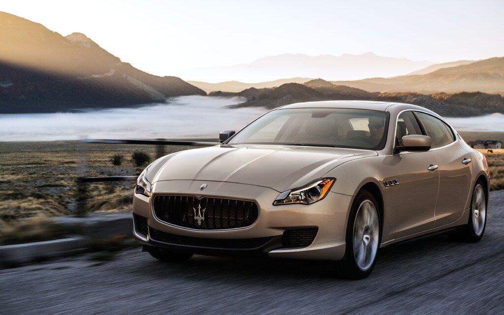 2014 Maserati Quattroporte/Gran Turismo: Passion - The Car ...
