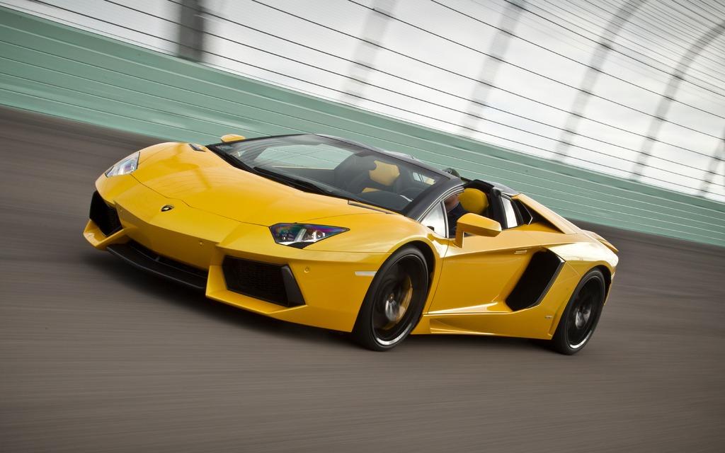 Exceptional 2014 Lamborghini Aventador