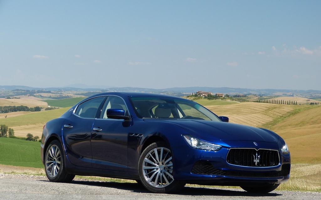 2014 Maserati Ghibli A Mini Quattroporte The Car Guide