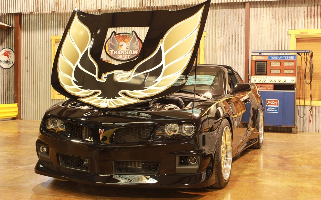 Company Transforms New Camaros Into Trans Ams 1 3