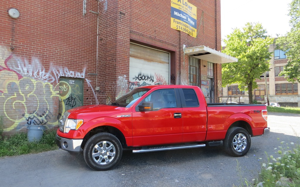 2013 Ford F150 Supercab >> 2013 Ford F-150 XLT SuperCab: The Everyperson's Pickup - 4/8