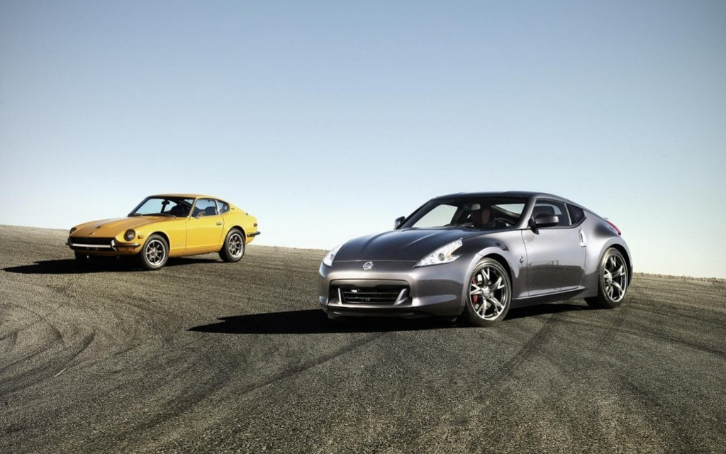 New Nissan Z35 >> Datsun 240Z Replacement Coming From Nissan - The Car Guide