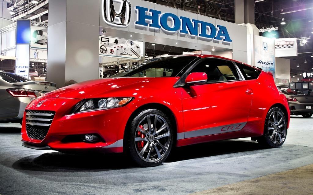 2013 Honda CR Z HPD