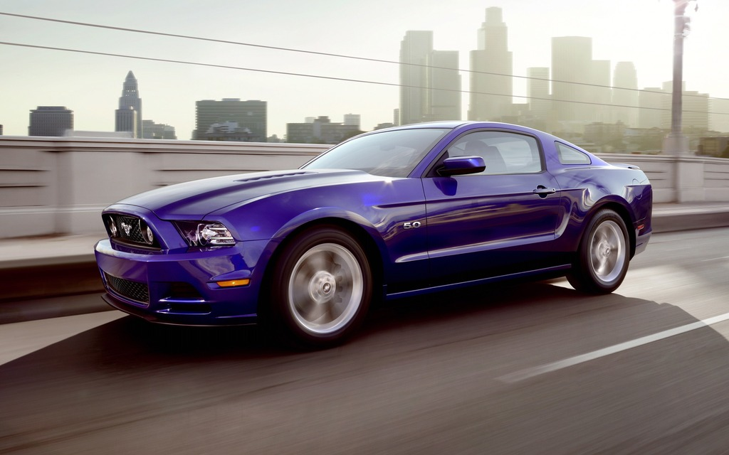 top 10 muscle cars - 1/10
